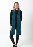 Fern Cashmere Wrap and Scarf - The Cashmere Shop  - 43