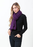 Fern Cashmere Wrap and Scarf - The Cashmere Shop  - 47