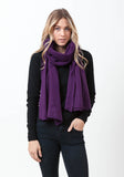 Fern Cashmere Wrap and Scarf - The Cashmere Shop  - 46