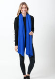 Fern Cashmere Wrap and Scarf - The Cashmere Shop  - 16