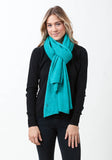 Fern Cashmere Wrap and Scarf - The Cashmere Shop  - 32