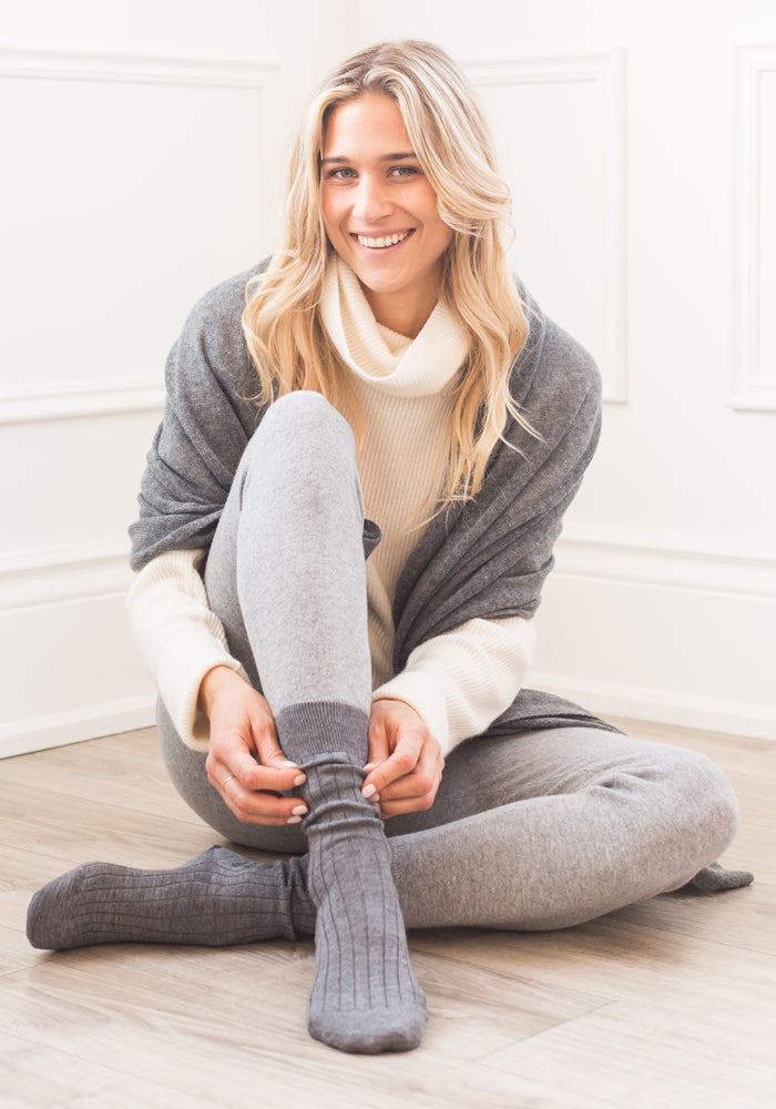Women's Light Cashmere Socks
