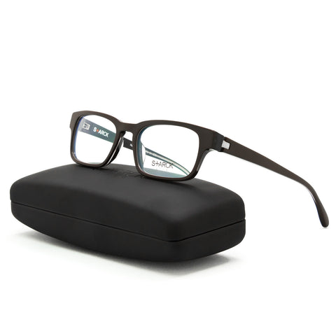 Starck Eyes Eyeglasses SH 3011 0009 Brown Frame 49 mm