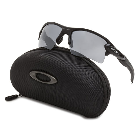 Oakley Flak 2.0 XL Sunglasses OO9188-01 Matte Black Frame / Black Iridium Lenses