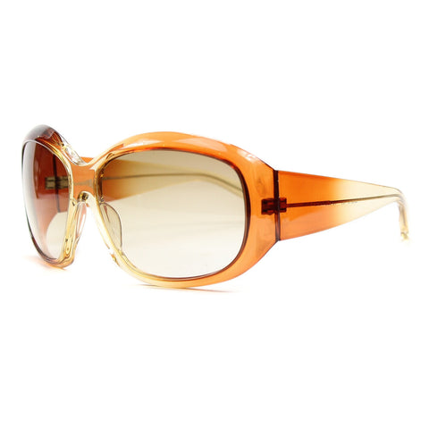 Oliver Peoples Vanadis Sunglasses Crystal Brown with Brown Gradient Lenses