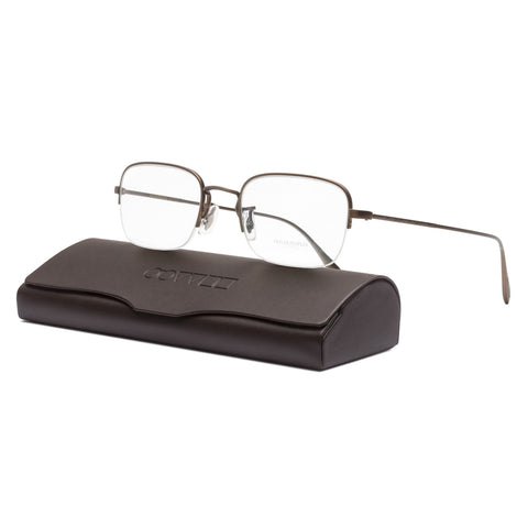 Oliver Peoples Rushton OV1199 Eyeglasses 5251 Autumn Bronze / RX Clear Demo Lens