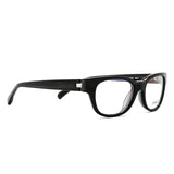 Starck Eyes Eyeglasses PL 1103 B021 Black Frame 49 mm