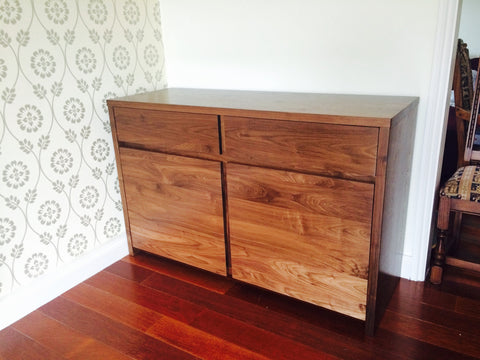 Solstis 2 Door 2 Drawer Sideboard