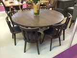 Solstis Round Dining Table