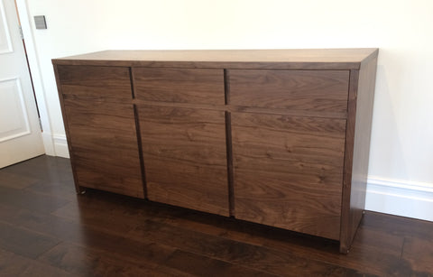 Solstis 3 Door 3 Drawer Sideboard