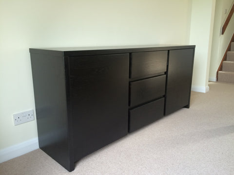 Solstis 2 Door 3 Drawer Sideboard