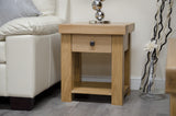 Stratford Oak Lamp Table