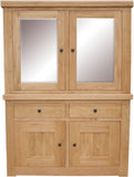 Stratford Oak 2 Door Sideboard Top