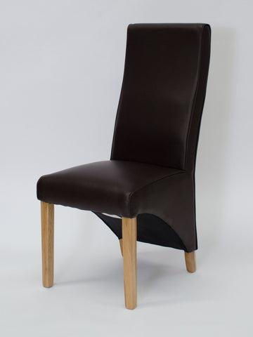 Boston Leather Dining Chair