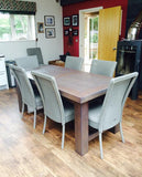 Hampton Oak Extending Dining Table
