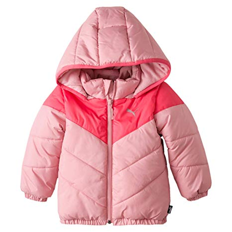 Puma Minicats Padded Jacket - Bridal Rose