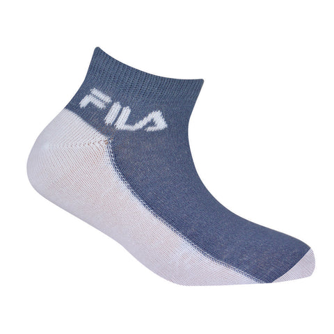 Fila 3pk invisible socks - skipper