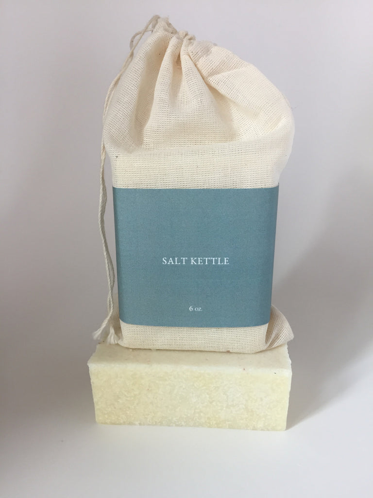 Salt Kettle Soap