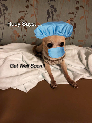 Rudy Say- Get Well Soon!