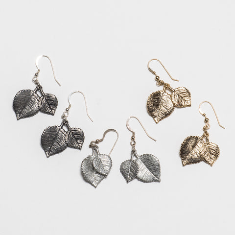 Aspen Earrings - Gold Plated