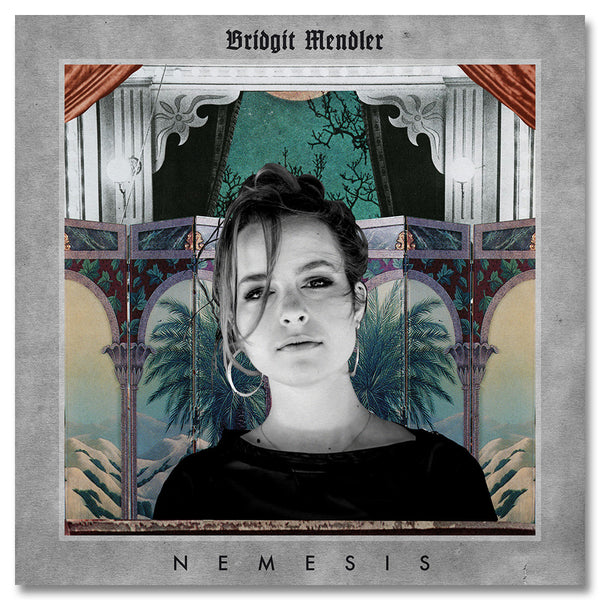Official Bridgit Mendler Nemesis EP