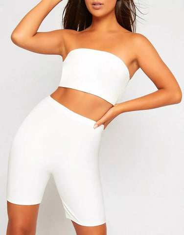 Maya Co-ord Set White