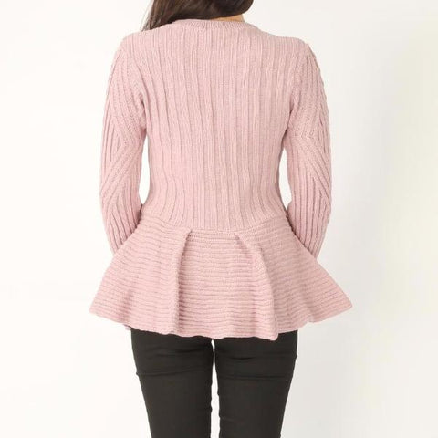 Millie Pink Knit Jumper