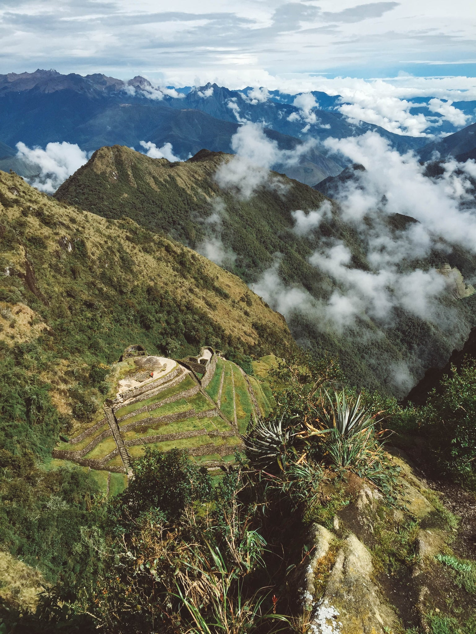 Quyen Tran's travel recap on Machu Piccu for Kalaki Riot