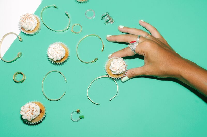 Taste the Style with Prohibition Bakery Jewelry and Cupcakes