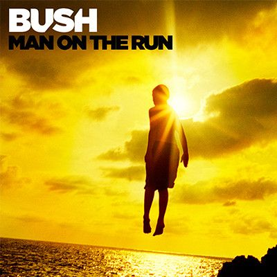 MAN ON THE RUN CD N- NA