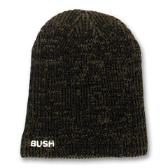 Embroidered Logo Slouch Beanie