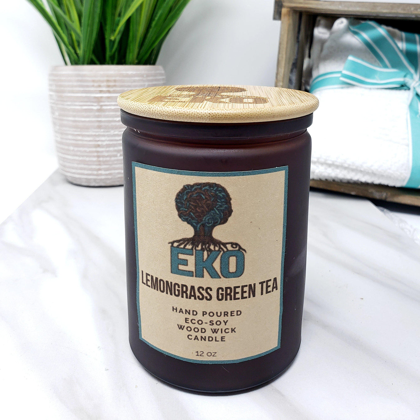 Hand Poured Eco-Soy Candles