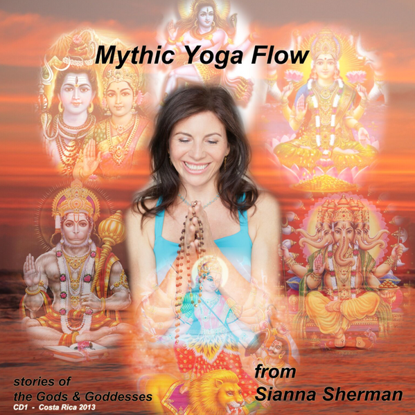 Mythic Yoga Flow Stories ~ Stream