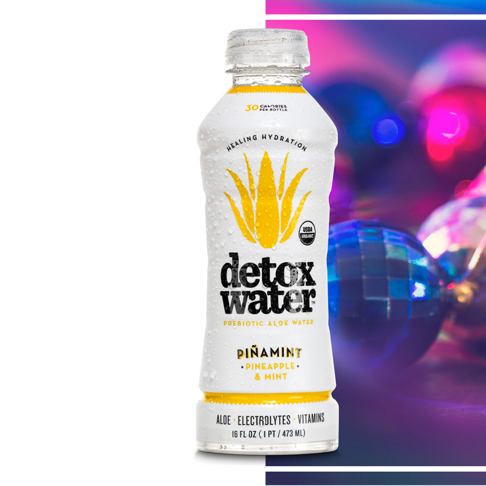 Come Celebrate Mardi Gras with Detoxwater in New Orleans.