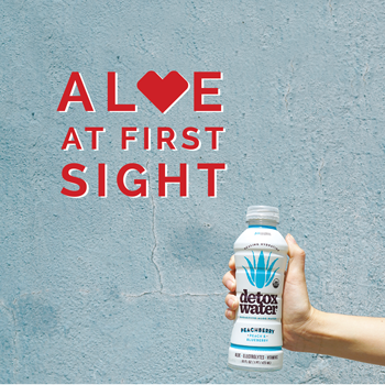 Detoxwater launches Aloe At First Sight Contest To Promote CVS.