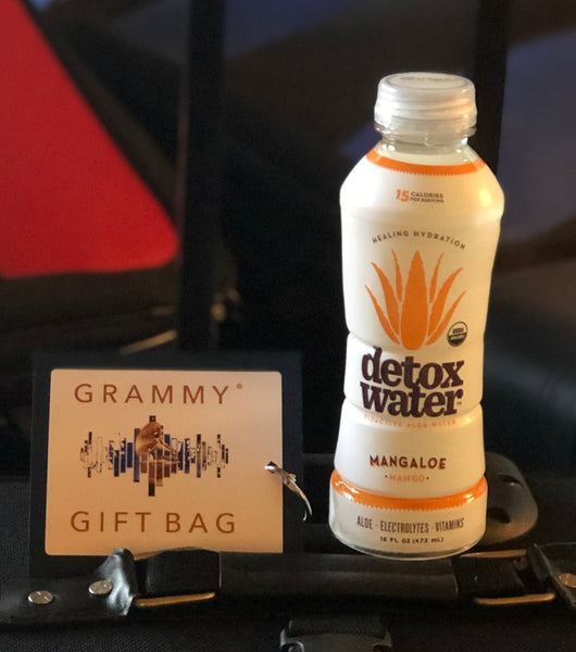 Detoxwater To Be Part of $30,000 GRAMMYS® Gift Bag.