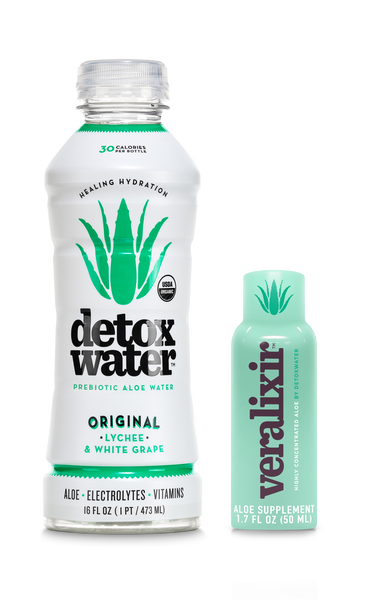 Detoxwater Launches Veralixir.