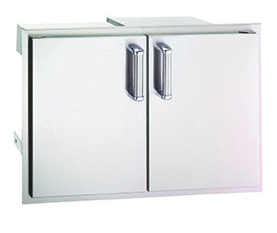 Premium Double Storage Doors