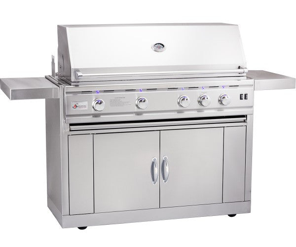 "CART-TRLD44 TRL Deluxe 44"" Grill"