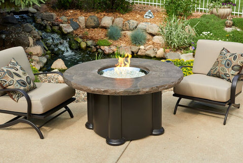 Colonial Fire Pit Table