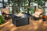 Napa Valley Collection Fire Pit Table