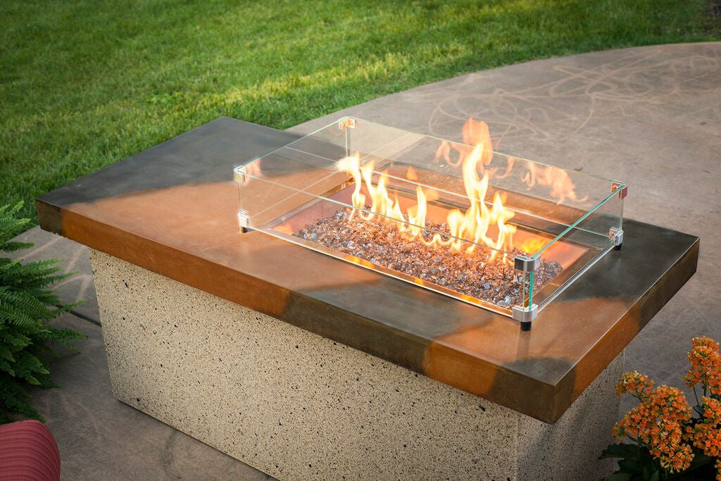 Artisan Fire Pit Table