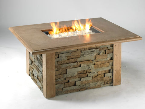 Sierra Fire Pit Table