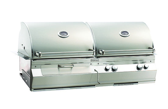 A830i Aurora Gas & Charcoal Combo Grill
