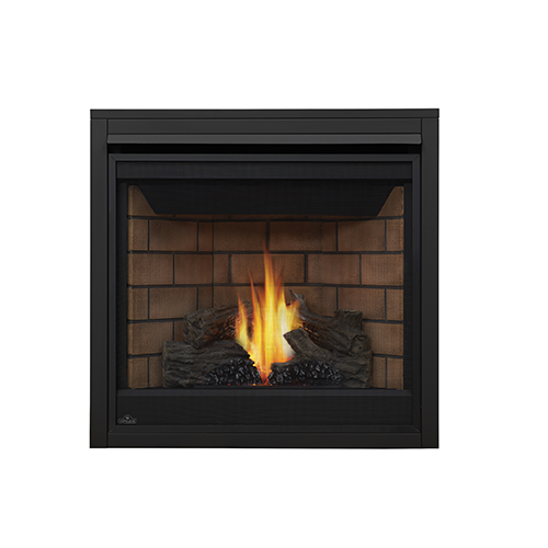 B35 Ascent Direct Vent Fireplace
