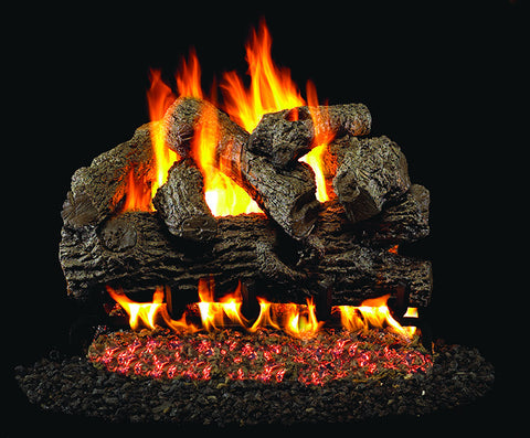 Coastal Driftwood Classic Gas Log Set