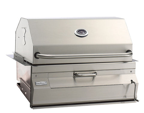 Legacy Charcoal Built In Grill