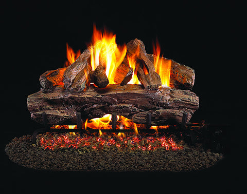 Cedar Designer Gas Log Set
