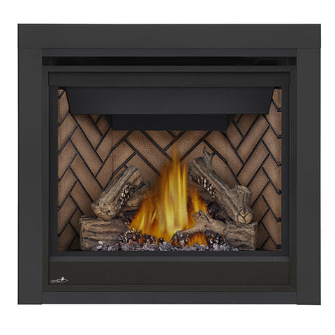 GX36 Ascent Direct Vent Fireplace