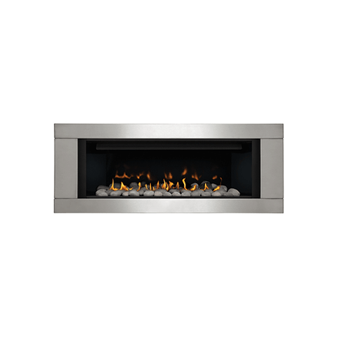 LHD45 Vector Linear Gas Fireplace